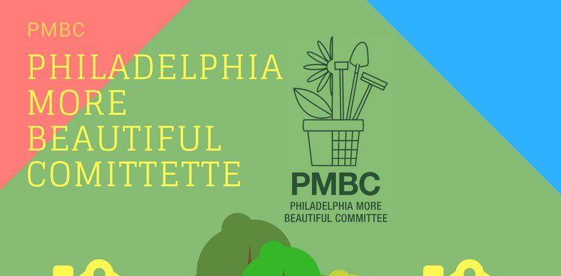 Philadelphia More Beautiful Committee logo